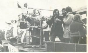1970- stelletje knorren